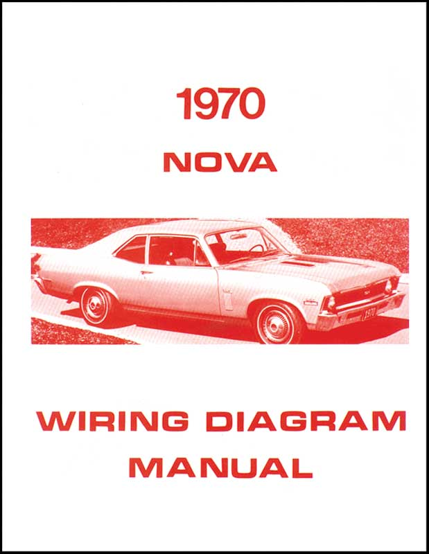 Chevrolet Nova Parts | Literature, Multimedia | Literature | Wiring ...