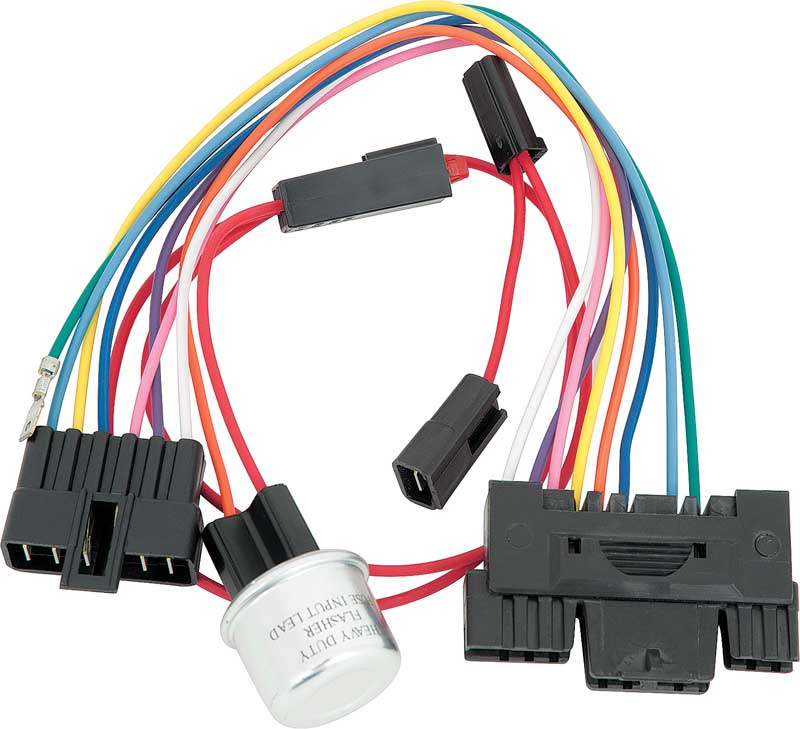 MP13597 american autowire wiring & accessories chevrolet truck parts steering column wiring harness at reclaimingppi.co