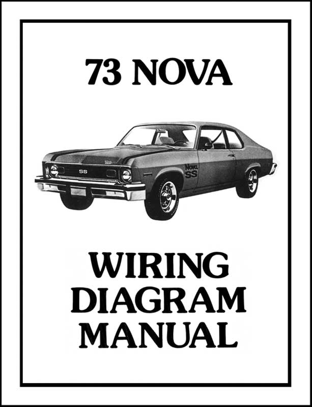 73 Camaro Wiring Diagram