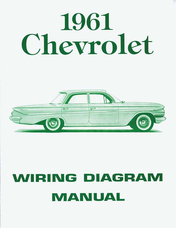 1961 chevrolet impala parts literature multimedia literature rh classicindustries com 1961 chevy impala wiring diagram Chevy Wiring Diagrams Color