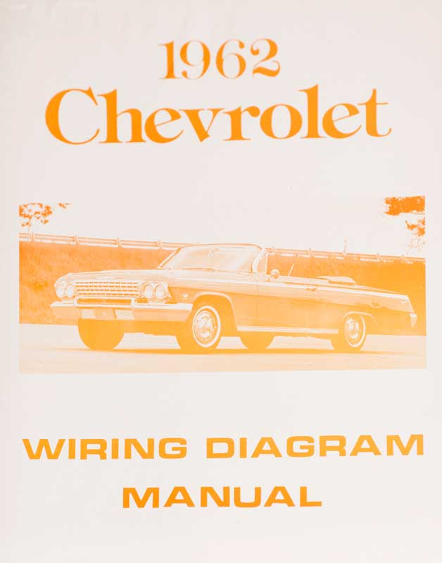 1962 impala parts literature multimedia literature wiring 1962 chevrolet full size wiring diagram