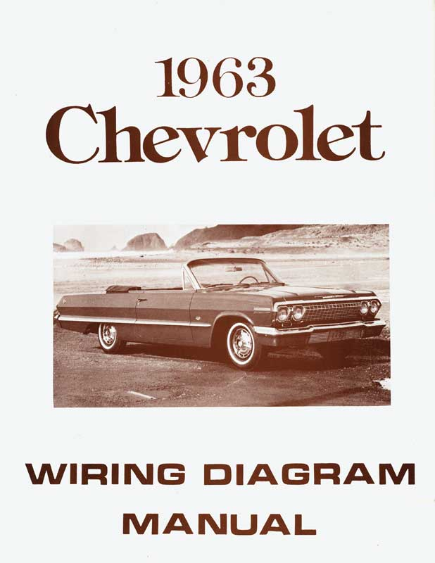 1963 chevrolet impala parts | literature, multimedia ... 1963 chevy 2 wiring diagram 65 chevy 2 wiring diagram #12