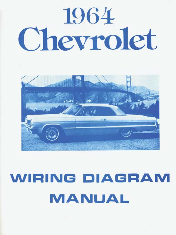 1964 Chevrolet Impala Parts | Literature, Multimedia ... on