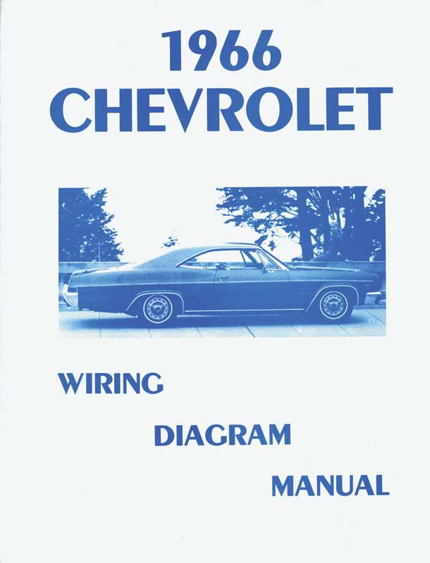 MP264 chevrolet impala parts literature, multimedia literature 1966 chevy caprice wiring diagram at gsmx.co