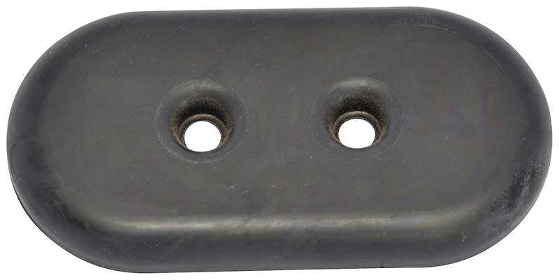 1962-1965 All Makes All Models Parts   MP6526   1962-65 Mopar A-Body /  B-Body Shift Cable Grommet With Push Button Transmission   Classic  Industries