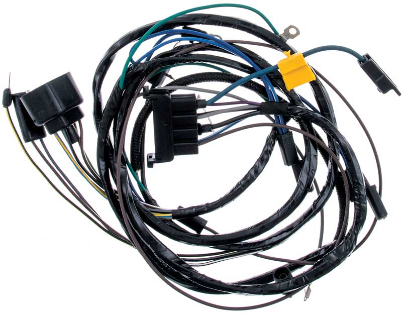 Dodge Dart Wiring Harness