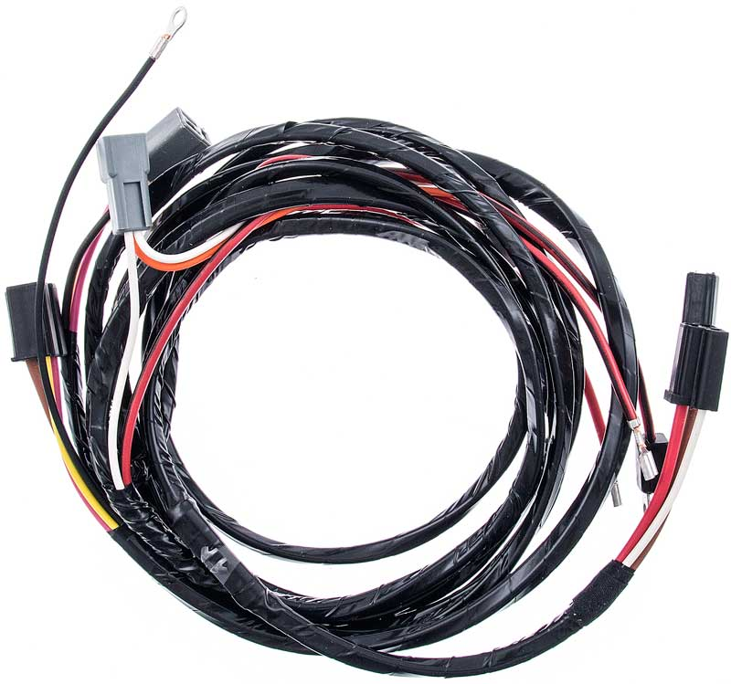 1973 plymouth cuda parts | electrical and wiring | wiring and 1957 plymouth wiring harness #5