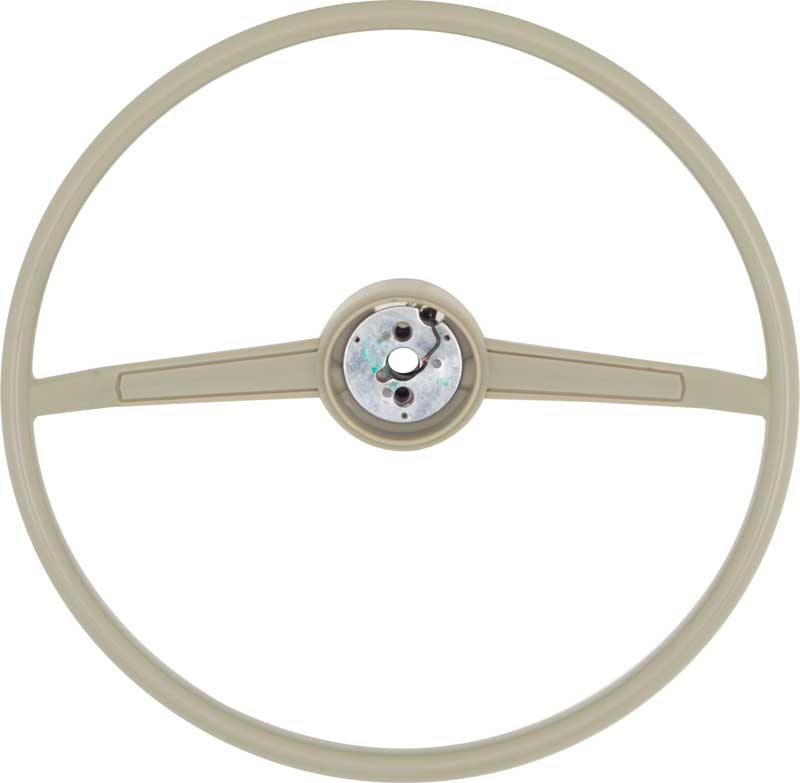 1966 Dodge Charger Parts | MW739 | 1965-66 Mopar B-Body Fawn Gold Steering  Wheel | Classic Industries