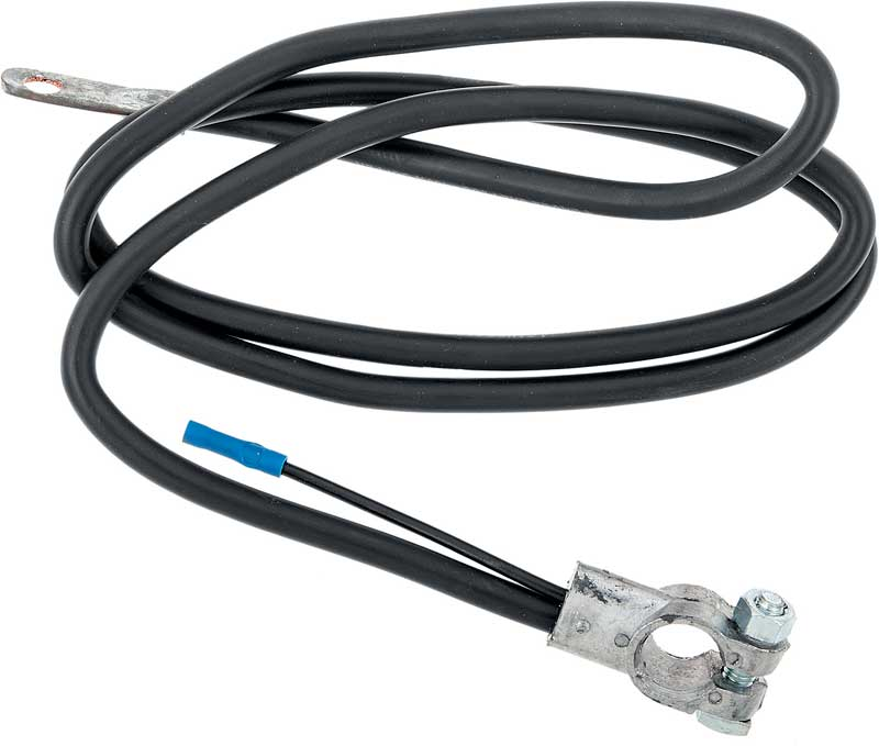 Best Battery Cables : Plymouth duster parts n universal negative