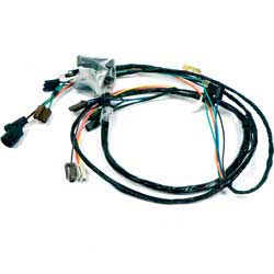 1970 chevrolet nova parts electrical and wiring wiring and rh classicindustries com 1972 Nova Wiring Harness Diagram 1970 nova engine wiring harness