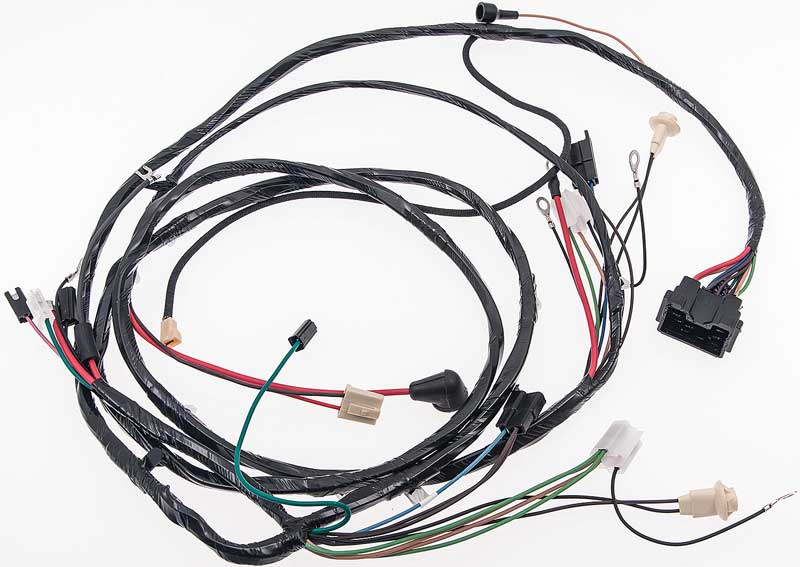 1970 Chevrolet Nova Parts Electrical And Wiring Wiring And