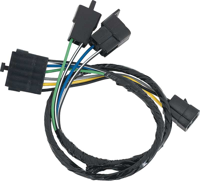 Wiring Harness 72 Nova : Chevrolet nova parts electrical and wiring