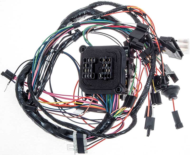 1973 chevrolet nova parts electrical and wiring wiring and rh classicindustries com painless wiring harness nova painless wiring harness nova