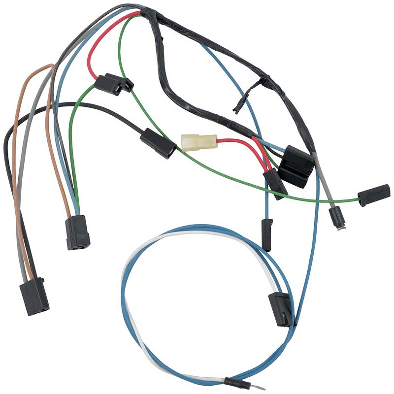 1962 all makes all models parts nv36252 1962 chevy ii nova v8 air conditioning wiring. Black Bedroom Furniture Sets. Home Design Ideas