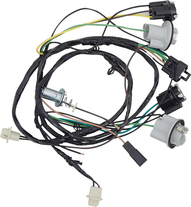 NV47674 1974 chevrolet nova parts electrical and wiring classic industries chevy nova wiring harness at edmiracle.co
