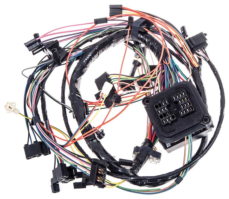 1974 chevrolet nova parts electrical and wiring classic industries 1974 nova starter wiring diagram 1974 Nova Starter Wiring Harness 1974 chevrolet nova parts electrical & wiring