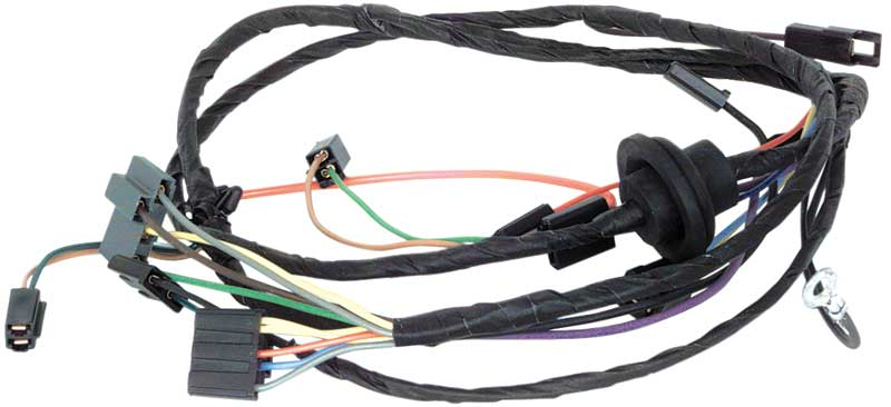 nova parts electrical and wiring wiring and connectors 1966 67 chevy ii nova air conditioning wiring harness