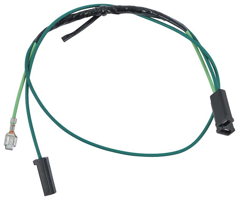 NV67881 1966 chevrolet chevy ii nova parts electrical and wiring Custom Wire Harness Sleeves at n-0.co