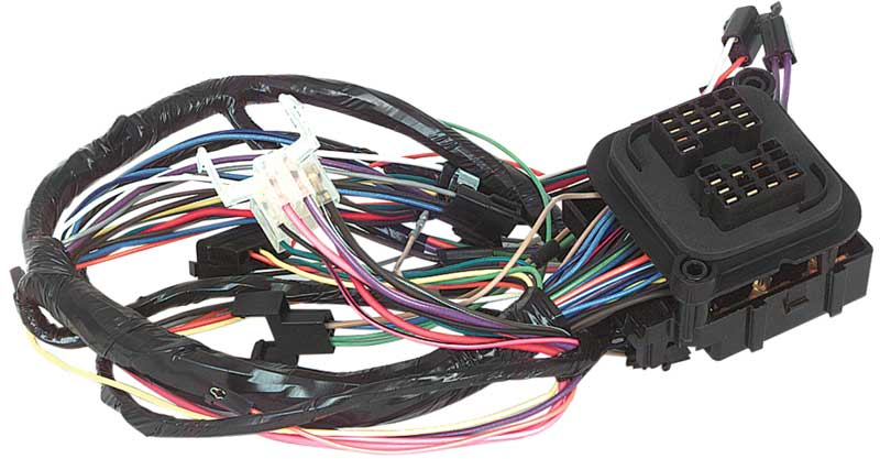 1967 nova parts | electrical and wiring | wiring and ... 1966 nova wiring harness #13