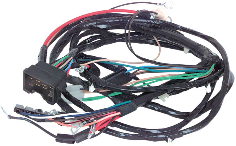1969 chevrolet nova parts electrical and wiring wiring and rh classicindustries com 69 GTO 67 Nova