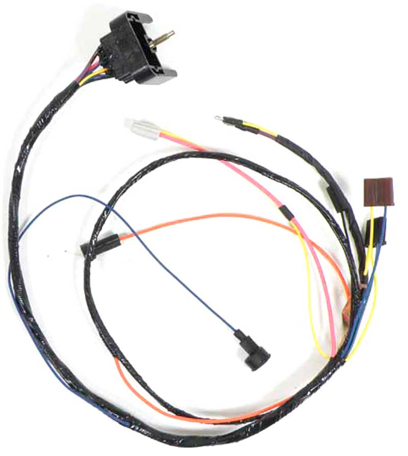 Wiring Harness 69 Nova : Nova parts electrical and wiring classic industries