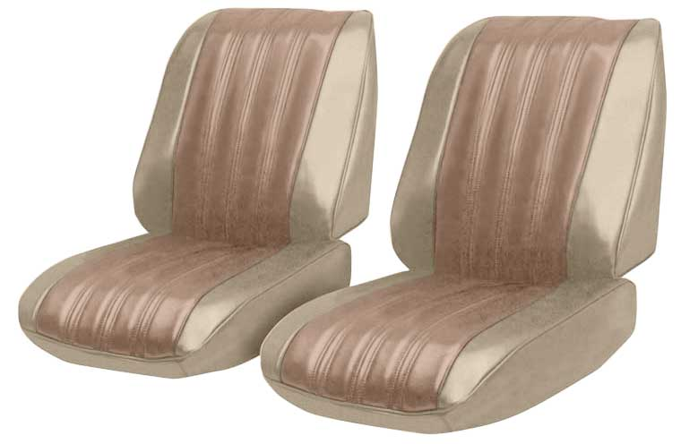 Fine 1966 Chevrolet Impala Parts P10166096 1966 Impala 4 Door Hardtop With Front Bench Fawn Cloth Fawn Vinyl Upholstery Set Classic Industries Theyellowbook Wood Chair Design Ideas Theyellowbookinfo