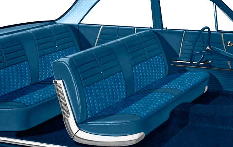 Pleasing 1964 Chevrolet Impala Parts Interior Soft Goods Seat Gmtry Best Dining Table And Chair Ideas Images Gmtryco