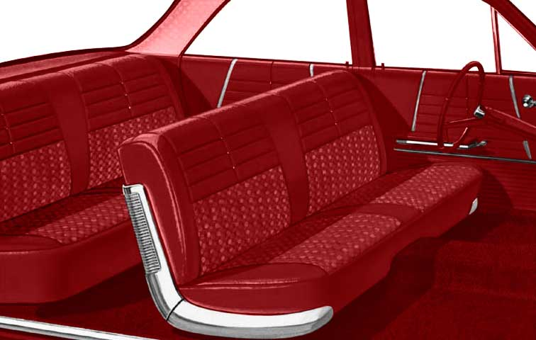 1964 chevrolet impala parts p10564088 1964 impala 4 door sedan with bench seat light. Black Bedroom Furniture Sets. Home Design Ideas