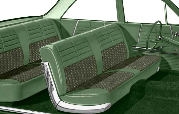 Cool 1964 Chevrolet Impala Parts Interior Soft Goods Seat Gmtry Best Dining Table And Chair Ideas Images Gmtryco