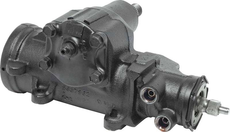 1974-1976 All Makes All Models Parts   P18504   1960-76 Slow Ratio  Remanufactured Power Steering Gear Box   Classic Industries