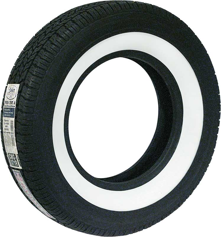 Chevrolet Truck Parts | Wheel and Tire | Tires | Whitewall ...