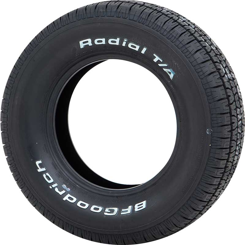 ... and Tire | Tires | Raised White Letter Tires | Classic Industries