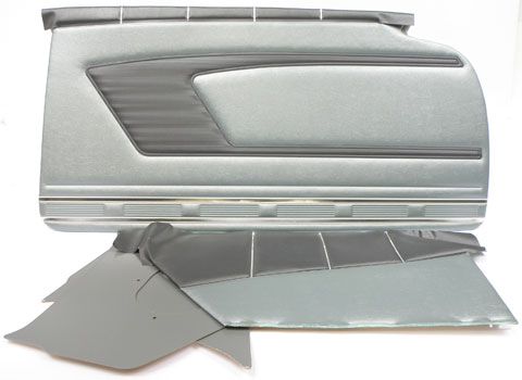 1959 chevrolet impala parts interior soft goods door panels and components classic industries. Black Bedroom Furniture Sets. Home Design Ideas