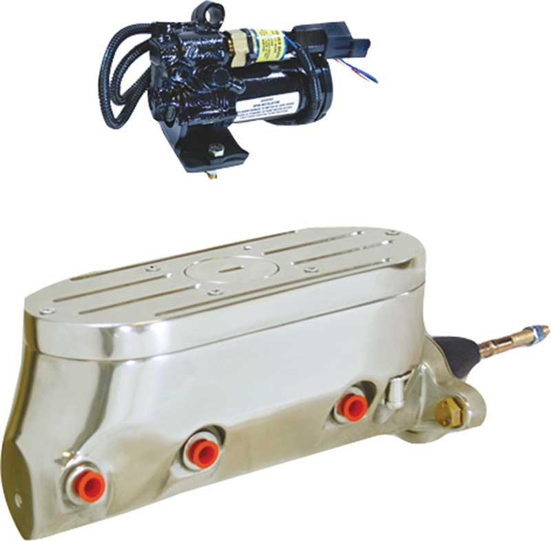 1960-1976 All Makes All Models Parts | PB30001 | 1960-76 Mopar Electric  High-Power Master Cylinder | Classic Industries