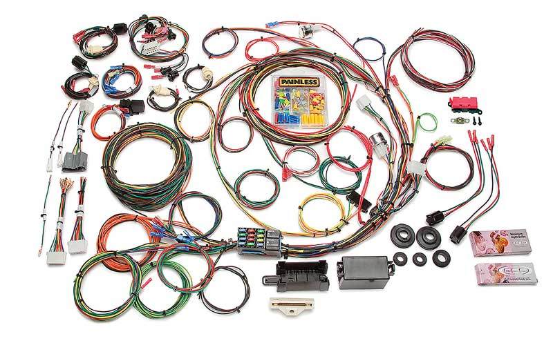 Painless Performance Products   All Models Parts   Electrical andClassic Industries