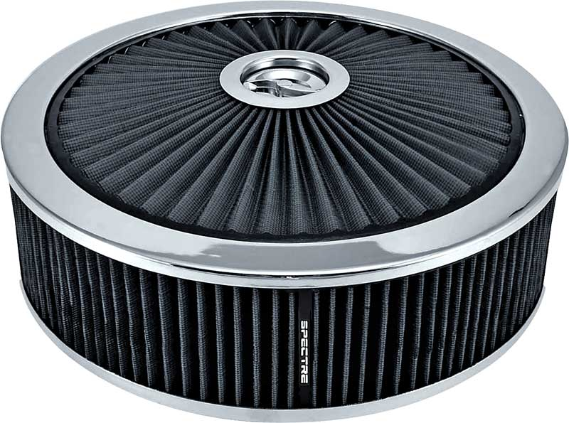 Classic Air Cleaners : Chevrolet impala parts engine air cleaners and