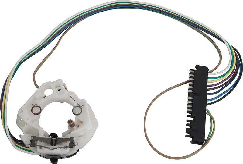 1969 Chevrolet Impala Parts | Electrical and Wiring ...