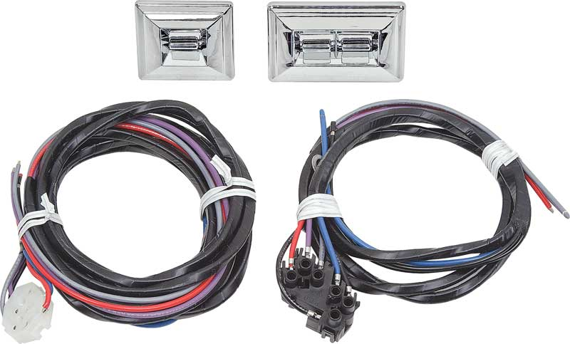 SWK100 1936 2000 all makes all models parts swk100 power window window switch wiring harness at fashall.co