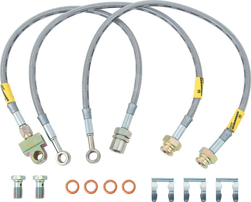 Bus Brake Lines : Chevrolet truck parts brakes brake lines and