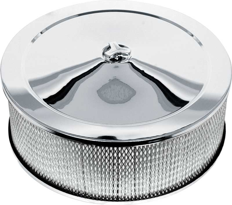 Low Profile Air Cleaner Assembly : Nova parts engine air cleaners and filters