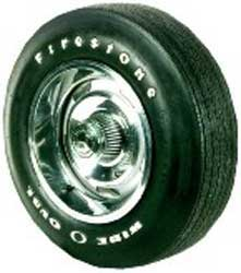 f60 x 15 firestone wide oval raised white letter tire
