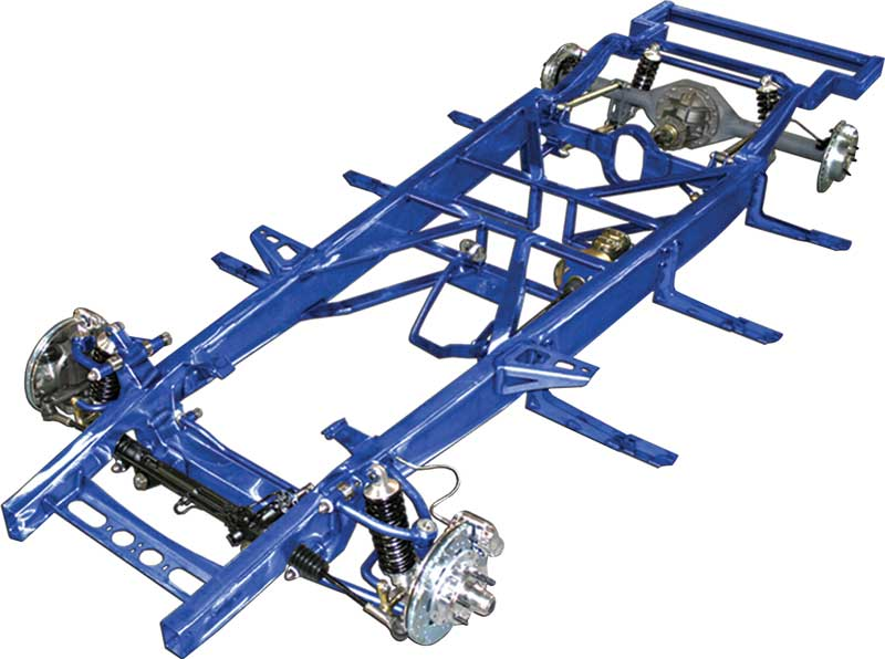 Chevrolet Truck Parts | Suspension | Chassis | Classic Industries