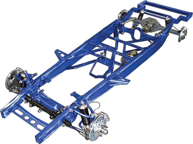 Chevrolet Truck Parts | Suspension | Chassis | Classic
