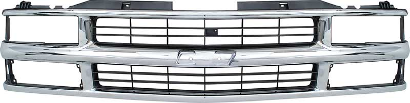 Truck grill pictures