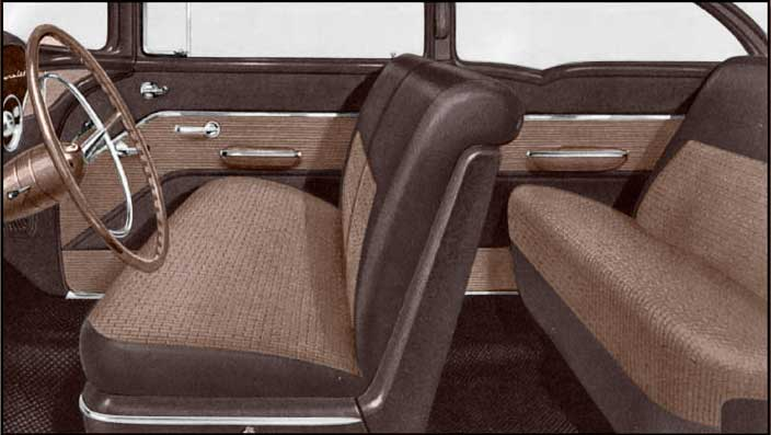 1955 tri five chevy parts interior soft goods seat upholstery upholstery kits classic. Black Bedroom Furniture Sets. Home Design Ideas