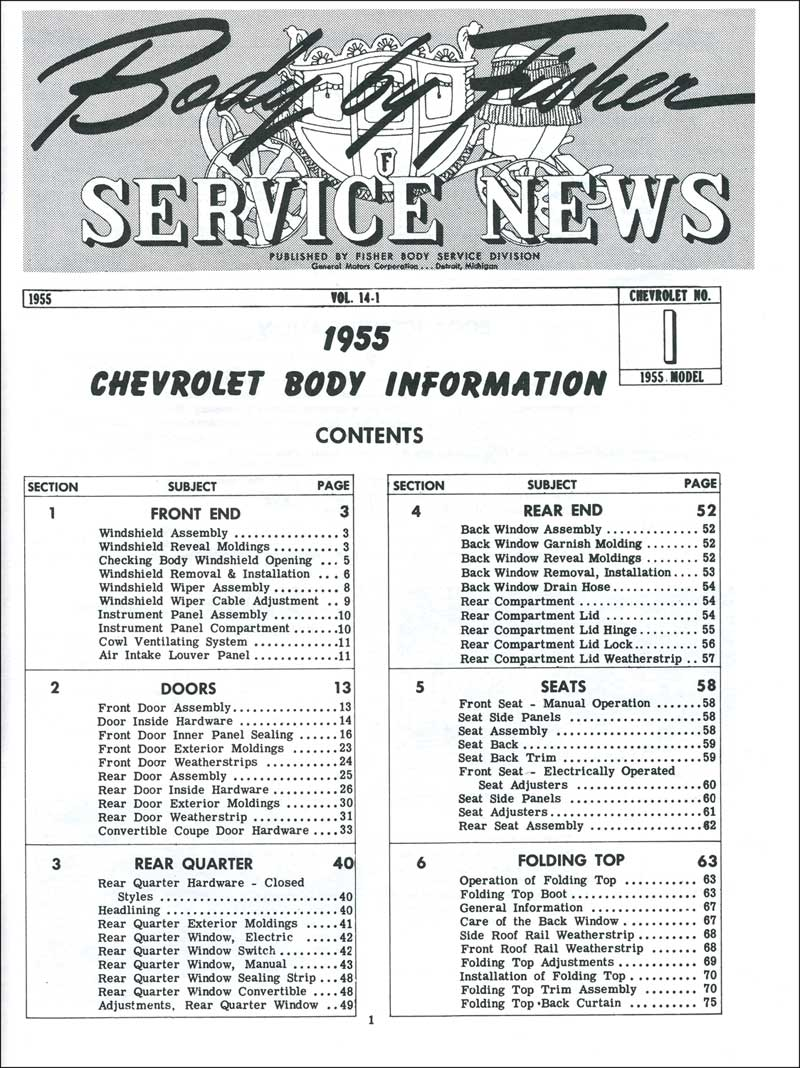 1955 Chevrolet Two Ten Series Parts Literature Multimedia 5 Speed Overdrive Circuit Wiring Diagram For Passenger Car Product Tf250040