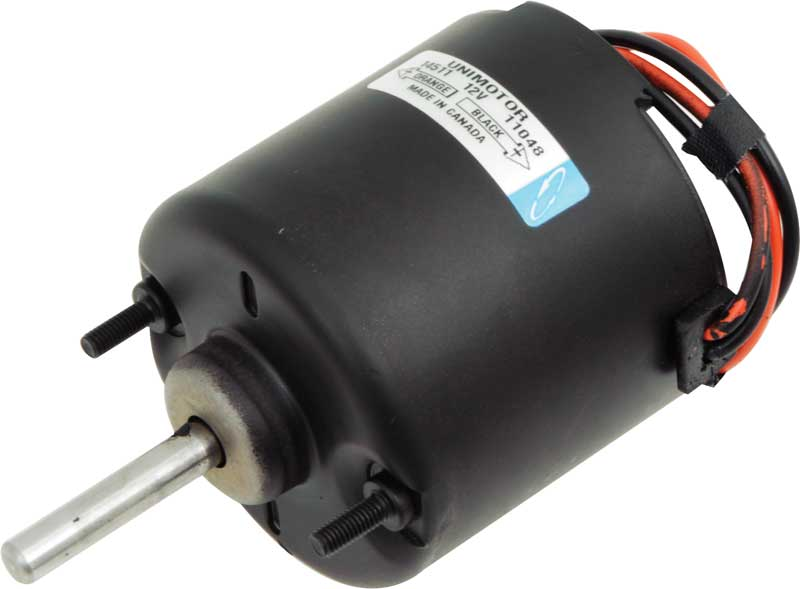 ... heater blower motor this reproduction heater blower motor has been