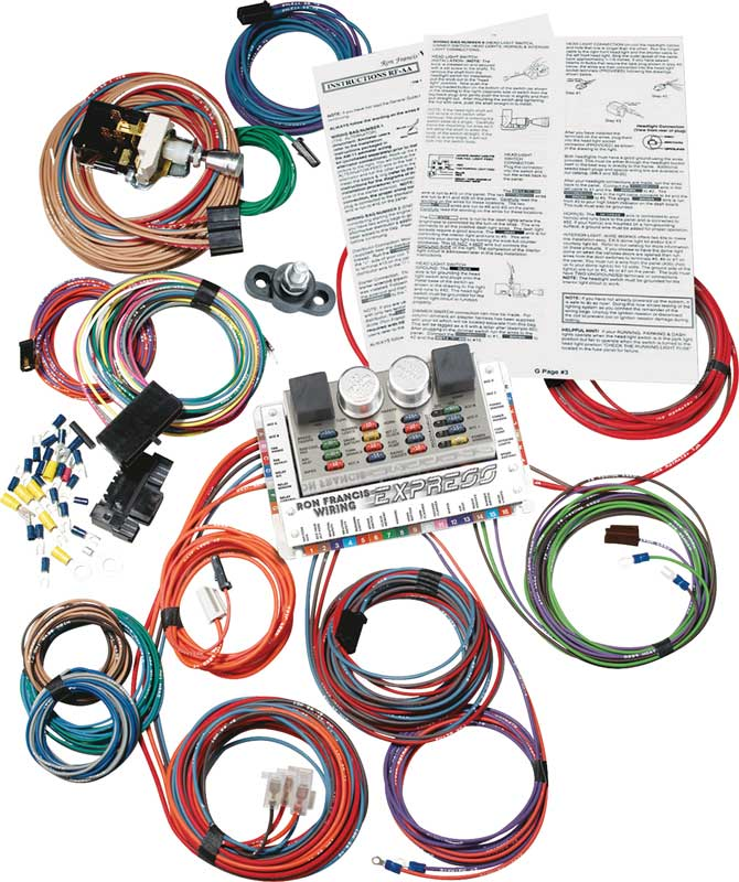 TF900213 chevrolet impala parts electrical and wiring wiring and Painless Wiring Harness Chevy at fashall.co