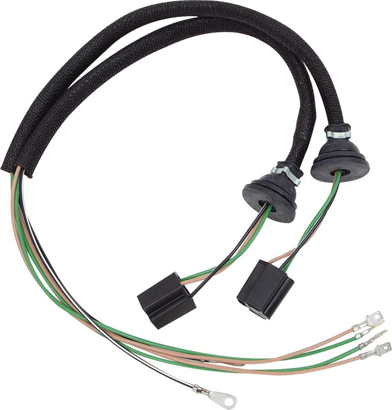 TF900350 1956 chevrolet truck parts electrical and wiring wiring and GM Headlight Wiring Harness at bayanpartner.co