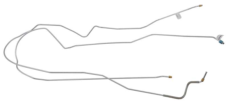 1985 1986 1987  Chevy Truck Longbed 1 Ton 4wd Power Brake Lines Steel